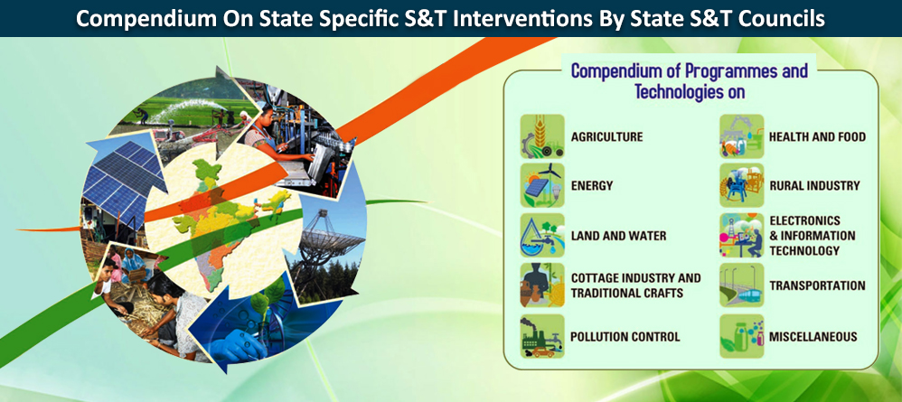 Compendium on Specific S&T Interventions by State S&T Councils