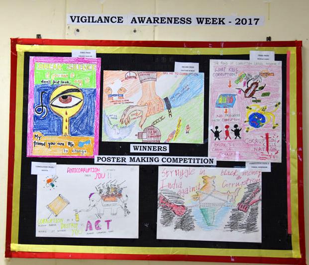 Vigilance Week Conclusion
