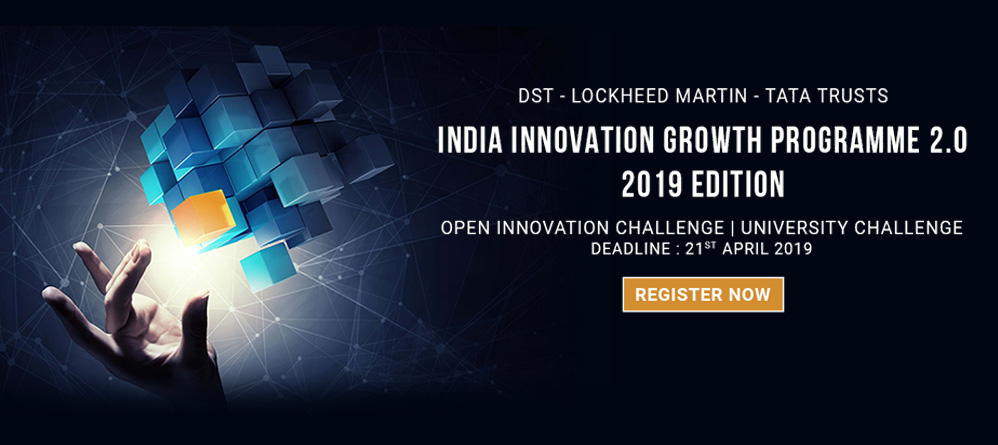 INDIA INNOVATION GROWTH PROGRAMME (IIGP) 2.0