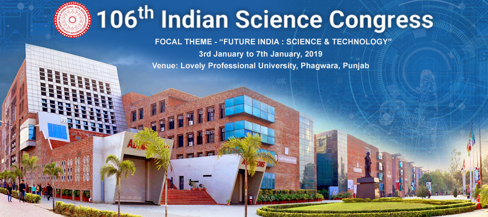 106th Indian Science Congress