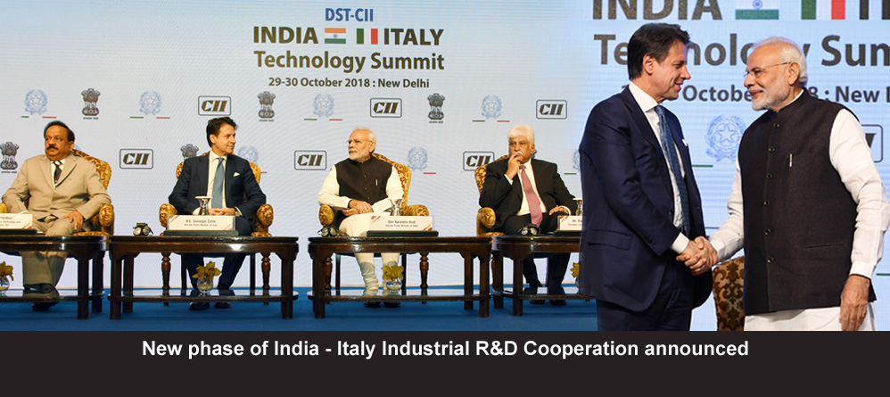 25th DST - CII Technology Summit 2019