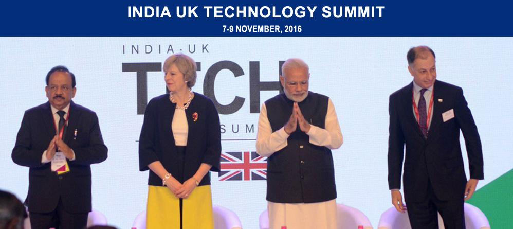 INDIA UK Technology Summit