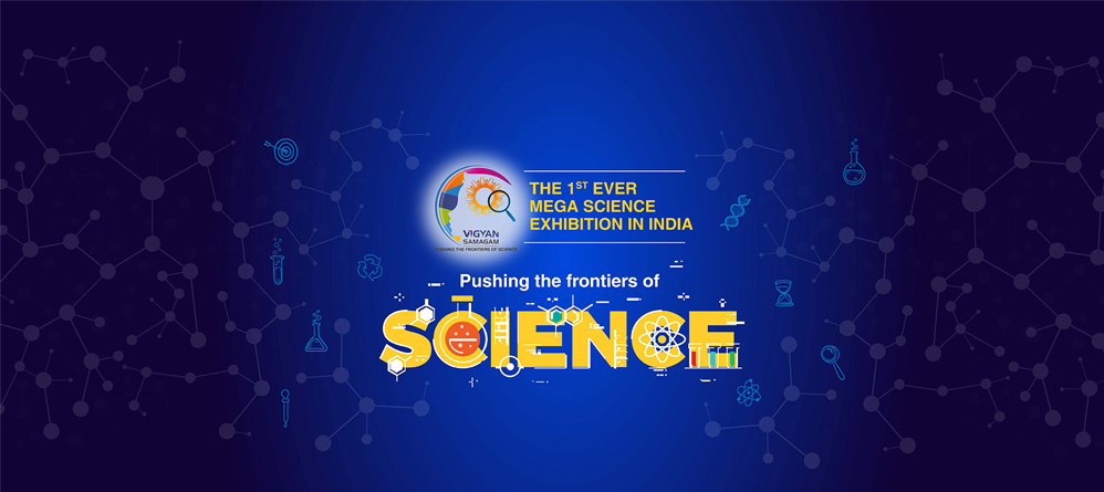 India first global, Mega-Science Exhibition Vigyan Samagam to begin on May 8th in Mumbai