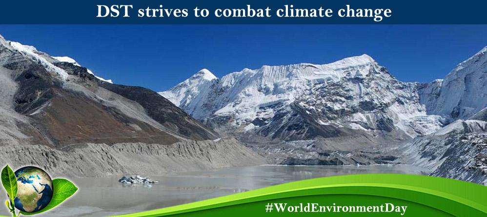 DST strives for climate change