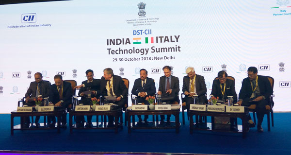 DST- CII tech summit mulls on new areas of knowledge co-operation
