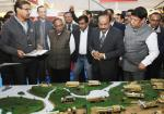 Hon'ble Minister for S&T & ES Dr. Harsh Vardhan visit mega S&T Expo at IISF 2016