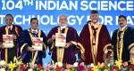 Hon'ble PM, Shri Narendra Modi at the 104th Indian Science Congress, at Tirupati, Andhra Pradesh