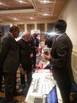 Hon'ble Prime Minister and President Kenyatti visited FICCI C Tech-DST (TDB) Exhibition in Nairobi