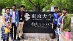 INSPIRE Awards – MANAK students visit University of Tokyo (Kashiwa Campus)