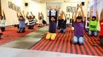 Yoga Day Celebration at INST, Mohali