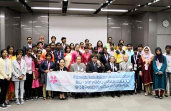 INSPIRE Awards MANAK National Awardees participated in SAKURA Science High School Program during May 20-26, 2018.