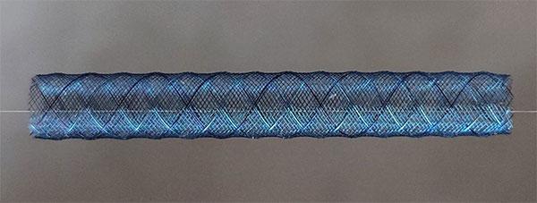 Chitra Flow Diverter Stent with unique checker-board pattern