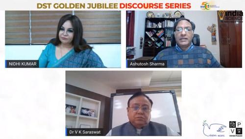 DST Golden Jubilee Discourse Series