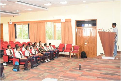 Students Buddy Programme organized at JNCASR